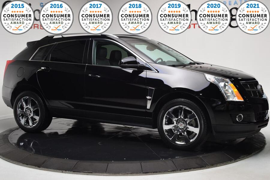 2012_Cadillac_SRX_Performance Collection_ Glendale Heights IL