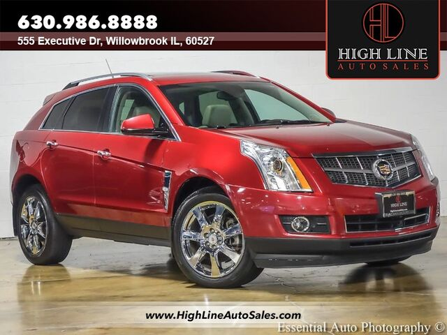 2012 Cadillac SRX Performance Collection Willowbrook IL