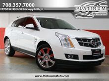 2012_Cadillac_SRX Premium AWD_Best Color Combo Nav Pano Chrome Wheels Loaded_ Hickory Hills IL