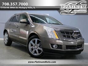 Cadillac SRX Premium Collection AWD 1 Owner Nav Pano Leather Loaded 2012