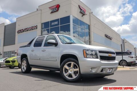 2012_Chevrolet_Avalanche_LT 4WD_ Chantilly VA