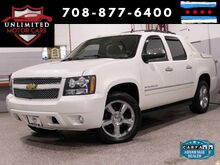 2012_Chevrolet_Avalanche_LTZ_ Bridgeview IL
