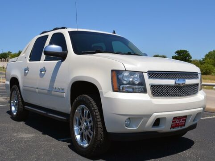 2012_Chevrolet_Avalanche_LTZ Crew Cab 4x4_ Fort Worth TX
