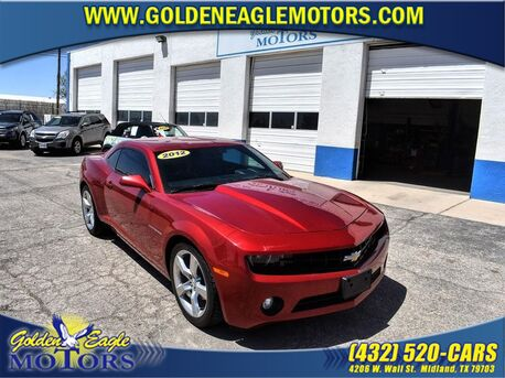 2012_Chevrolet_Camaro_2DR CPE 2LT_ Midland TX