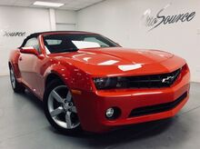 2012_Chevrolet_Camaro_2LT_ Dallas TX