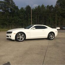2012_Chevrolet_Camaro_Coupe 1LT_ Hattiesburg MS