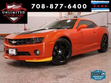 2012_Chevrolet_Camaro_LT Ground Effects Tints 20's_ Bridgeview IL