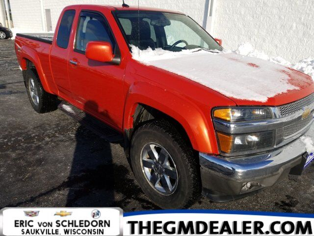 2012 Chevrolet Colorado 2LT Z71 Ext Cab 4WD Milwaukee WI