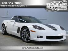 2012_Chevrolet_Corvette Grand Sport w/3LT_Auto Nav Heads Up Display Targa Loaded_ Hickory Hills IL