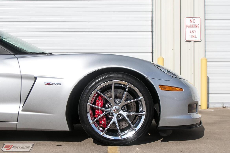 2012 Chevrolet Corvette Z06 w/3LZ Tomball TX