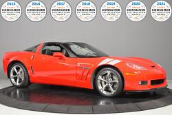 Chevrolet Corvette Z16 Grand Sport w/2LT 2012