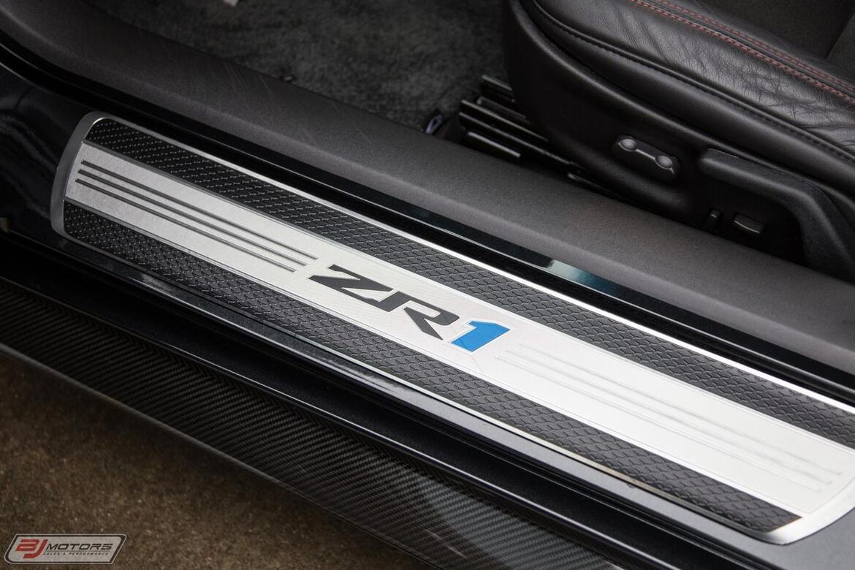 2012 Chevrolet Corvette ZR1 Centennial Special Edition Tomball TX
