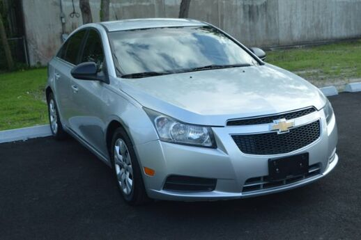 2012 Chevrolet Cruze 2LS Houston TX