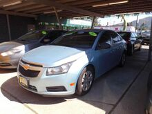 2012_Chevrolet_Cruze_2LS_ Spokane Valley WA