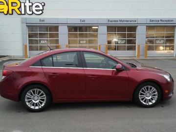 2012 Chevrolet Cruze 4dr Sdn ECO Michigan MI