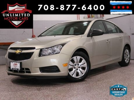 2012 Chevrolet Cruze LS Bridgeview IL