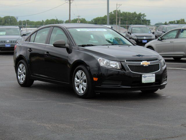 2012 Chevrolet Cruze LS Green Bay WI ...