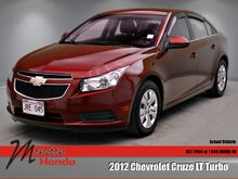 2012_Chevrolet_Cruze_LT Turbo_ Moncton NB