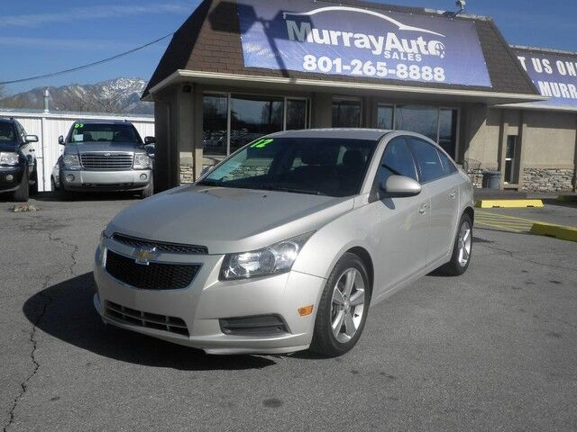 2012 Chevrolet Cruze LT w/2LT Murray UT