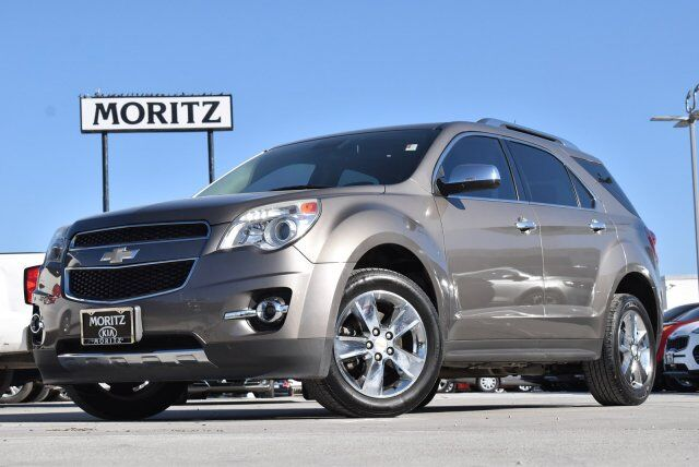 2012 Chevrolet Equinox LTZ Fort Worth TX