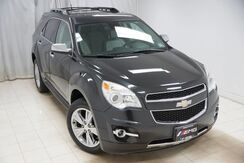2012_Chevrolet_Equinox_LTZ Navigation Sunroof Luggage Rack Backup Camera 1 Owner_ Avenel NJ