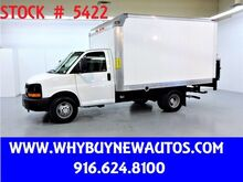2012_Chevrolet_Express 3500_~ Liftgate ~ Only 75K Miles!_ Rocklin CA