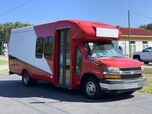 2012 Chevrolet Express Bus Toy Hauler
