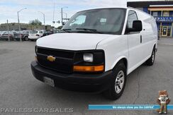 2012_Chevrolet_Express Cargo Van_AWD / 5.3L V8 / Leather Seats / Power Locks & Windows / Back Up Camera / Block Heater / 1-Owner_ Anchorage AK