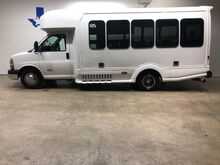 2012_Chevrolet_Express Commercial Cutaway_6.6 Duramax Diesel 14 Passenger Bus Luggage Rack_ Mansfield TX