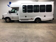 Chevrolet Express Commercial Cutaway 6.6 Duramax Diesel 14 Passenger Bus Luggage Rack 2012