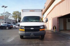 2012_Chevrolet_Express_G3500 BOX TRUCK WITH LARGE ALUMINUM LIFT GATE_ Charlotte NC