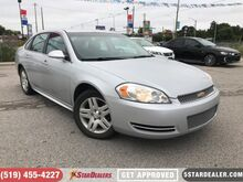 2012_Chevrolet_Impala_LS   CAR LOANS FOR ALL CREDIT_ London ON