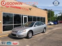 Chevrolet Impala LS Fleet 2012