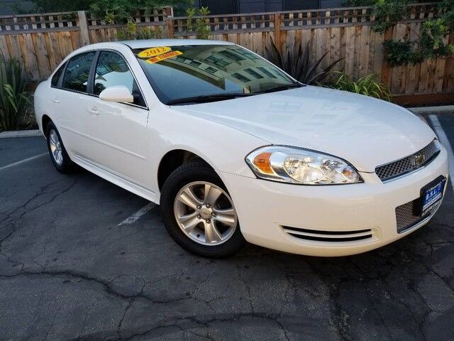 2012 Chevrolet Impala LS Fleet Redwood City CA