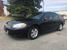2012_Chevrolet_Impala_LS Fleet_ Richmond VA