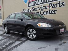 2012_Chevrolet_Impala_LS Retail_ Middletown OH