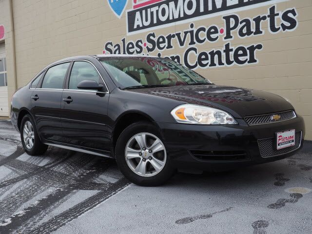 2012 Chevrolet Impala LS Retail Middletown OH
