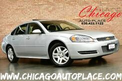 2012_Chevrolet_Impala_LT - 3.6L VVT ENGINE 1 OWNER SUNROOF WOOD GRAIN INTERIOR TRIM PREMIUM ALLOY WHEELS GRAY CLOTH INTERIOR_ Bensenville IL