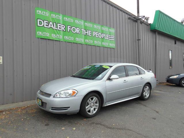 2012 Chevrolet Impala LT (Fleet) Spokane Valley WA