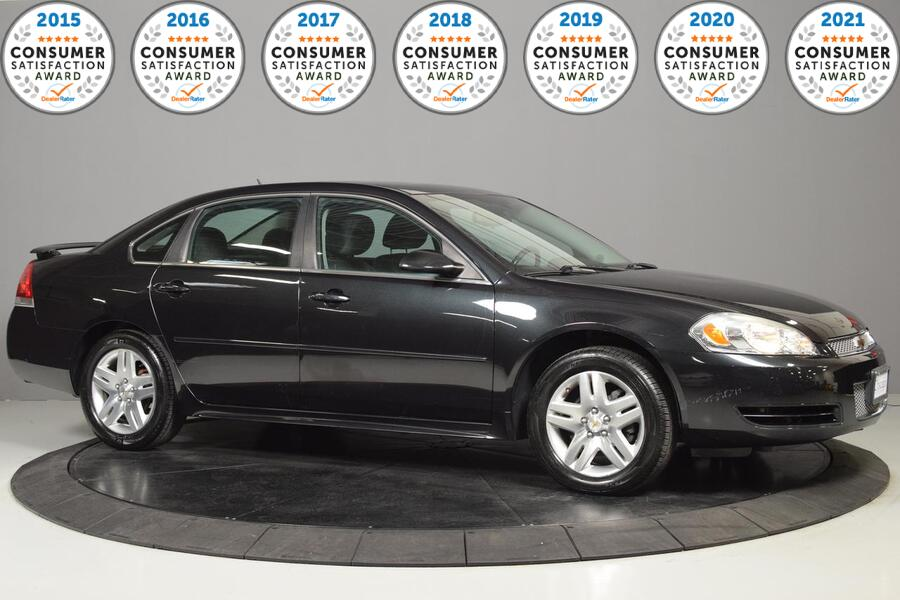 2012_Chevrolet_Impala_LT Retail_ Glendale Heights IL