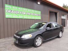 2012_Chevrolet_Impala_LT_ Spokane Valley WA