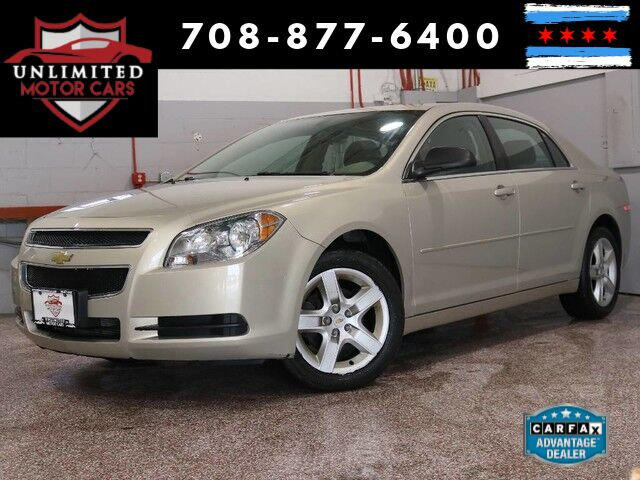 2012 Chevrolet Malibu LS UpLevel Pkg Bridgeview IL