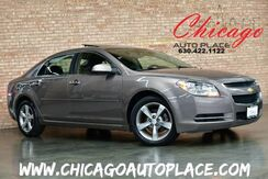 2012_Chevrolet_Malibu_LT - CLEAN CARFAX ALLOYS SUNROOF BLUETOOTH LOCAL TRADE_ Bensenville IL