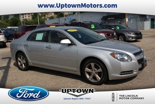 2012 Chevrolet Malibu LT W/1LT Milwaukee And Slinger WI ...