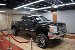 2012_Chevrolet_Silverado 1500_1500 LT Ext. Cab LIFTED 4800$ BUILT IN_ Charlotte NC