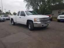 2012_Chevrolet_Silverado 1500_LS Extended Cab 4WD_ Twin Falls ID