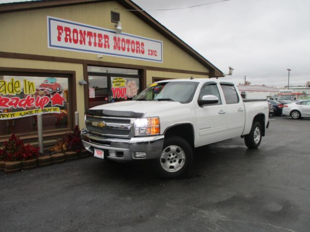 2012 Chevrolet Silverado 1500 LT Crew Cab 4WD Middletown OH