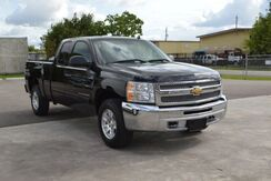 2012_Chevrolet_Silverado 1500_LT Ext. Cab 4WD_ Houston TX
