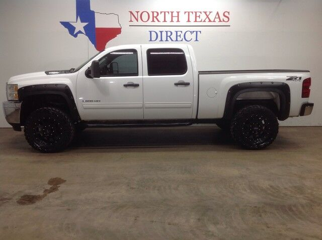2012 Chevrolet Silverado 2500HD FREE DELIVERY Z71 4X4 Lifted Diesel Camera Touch Screen Bluetooth Mansfield TX