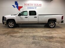 2012_Chevrolet_Silverado 2500HD_LT 4x4 Diesel Crew Ranch Hand Rhino Lined Long Bed_ Mansfield TX